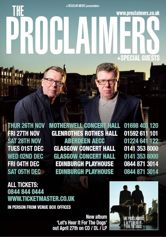 The Proclaimers | Mumble Music