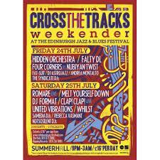cross tracks