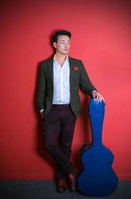 RCS graduate and award-winning guitarist Sean Shibe. Photograph © Julie Howden, Royal Conservatoire of Scotland.jpg