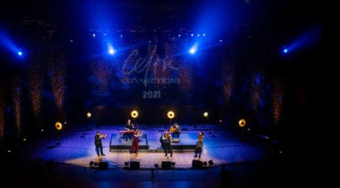 Celtic Connections 2021: Blazin' Fiddles – Xabier Diaz, Gnoss and Deirdre Graham