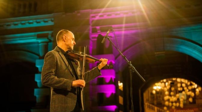CELTIC CONNECTIONS 2021: Opening Concert